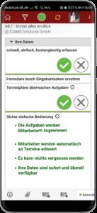 Digitale mobile Datenerfassung in der Industrie